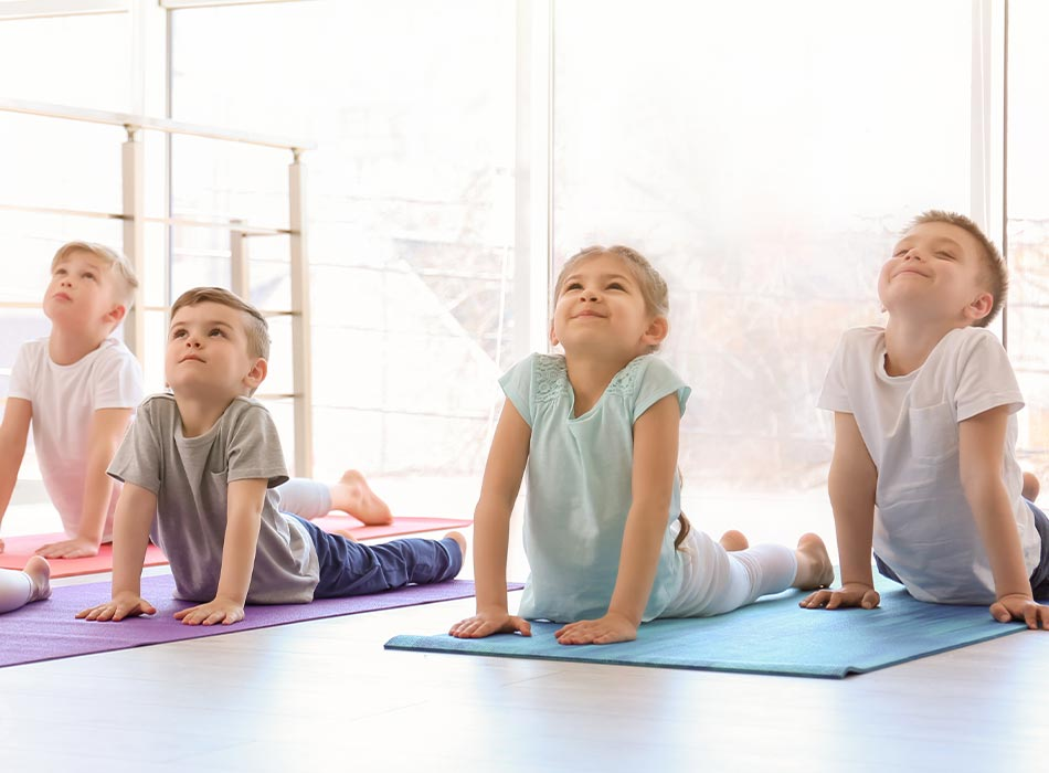 Nanda Yoga Fort Worth Children's Yoga Community