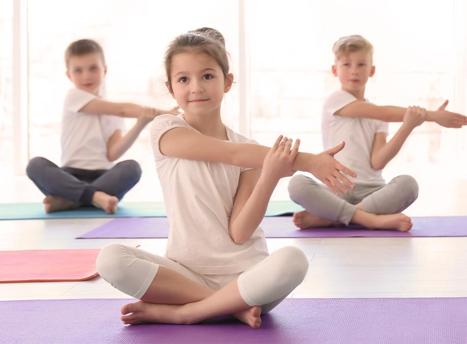 Nanda Yoga Fort Worth Children's Yoga