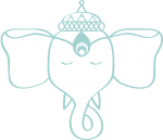 Nanda Yoga Elephant Icon