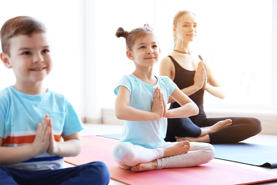 Nanda Yoga Fort Worth Children's Yoga Workshops